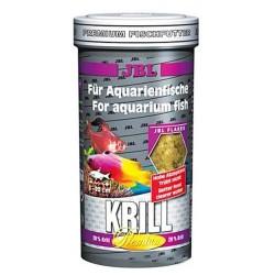 JBL - JBL Krill Flakes Balık Yemi 250 ML (40 Gr)
