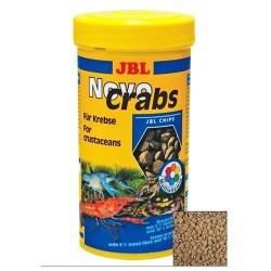 JBL - JBL Novo Crabs Kıskaçlı Kabuklu Yem 250 ML (123 Gr)