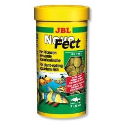 JBL - JBL Novo Fect Otobur Balık Tablet Yemi 1000 ML (640 Gr)