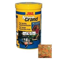JBL - JBL Novo Grand Temel Pul Balık Yemi 1000 ML (160 Gr)