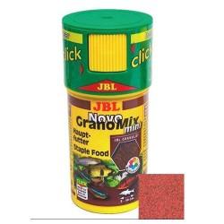 JBL - JBL Novo Grano Mix Mini Granül Balık Yemi 100 ML (42 Gr)