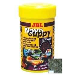 JBL - JBL Novo Guppy Lepistes Pul Balık Yemi 100 ML