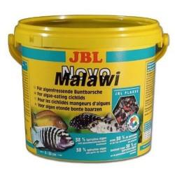 JBL - JBL Novo Malawi Spirulina Yosunu (S. Platensis) + Plankton 5.5 Lt. 860 Gr.