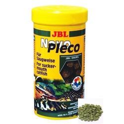JBL - JBL Novo Pleco Vatoz Balığı Cips Yemi 1000 ML
