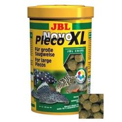 JBL - JBL Novo Pleco XL Büyük Bitkisel Cipsler Vatoz Yemi 250 ML (120 Gr)