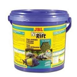 JBL - JBL Novo Rift Çubuk Cichlid Yem 5.5 Lt. (2750 Gr.)
