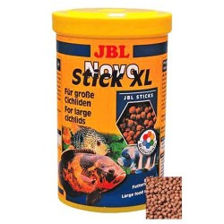 JBL - JBL Novo Stick XL Cichlid Çubuk Balık Yemi 1000 ML (390 Gr)