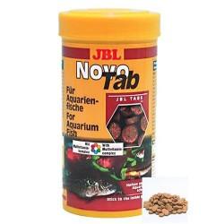JBL - JBL Novo Tab Tablet Balık Yemi 250 ML (160 Gr)