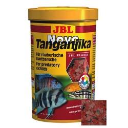 JBL - JBL Novo Tanganjika Cichlid Pul Yemi 250 ML (45 Gr)
