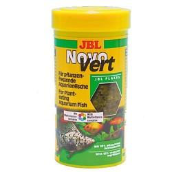 JBL - JBL Novo Vert Balık Pul Yemi 250 ML.