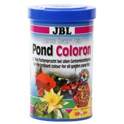 JBL - JBL Pond Coloron Balık Yemi 1000 ML (440 Gr)