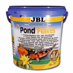 JBL - JBL Pond Flakes Balık Yemi 10500 ML (1700 Gr)