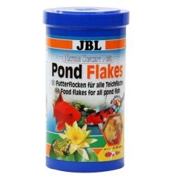 JBL - JBL Pond Flakes Balık Yemi 5500 ML.(890 Gr)