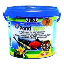 JBL - JBL Pond Vario Balık Yemi 10500 ML.(1400 Gr)