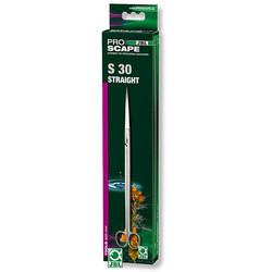 JBL - JBL Pro Scape Düz Uçlu Paslanmaz Makas 30 Cm