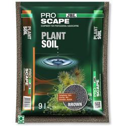 JBL - JBL Proscape Plant Soil Akvaryum Bitki Kumu Kahverengi 9 Lt