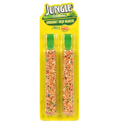 Jungle - Jungle Ballı Muhabbet Krakeri (2li Paket)-2x50 Gr