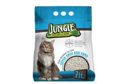 Jungle - Jungle Diatomit Emici Kedi Kumu 7 Lt