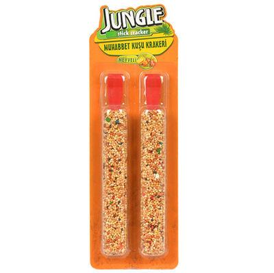 Jungle Meyveli Muhabbet Krakeri (2'li Paket) - 2 x 50 Gr