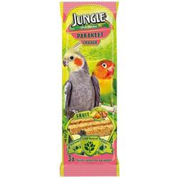 Jungle - Jungle Meyveli Paraket Krakeri (3lü Paket)-3x35 Gr