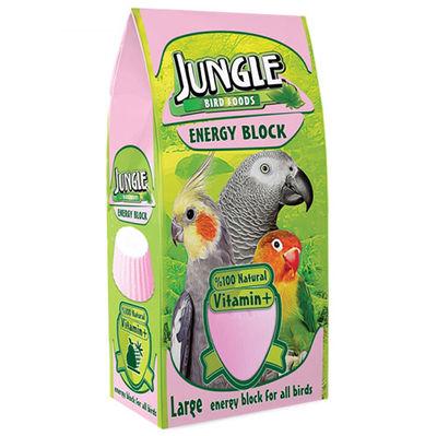 Jungle Natural Enerji Vitamin Blok Büyük (Large)