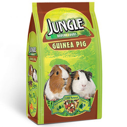 Jungle - Jungle Natural Ginepig Yemi 500 Gr