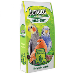 Jungle - Jungle Natural Grit Kuş Kumu 250 Gr