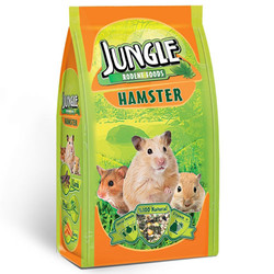 Jungle - Jungle Natural Hamster Yemi 500 Gr