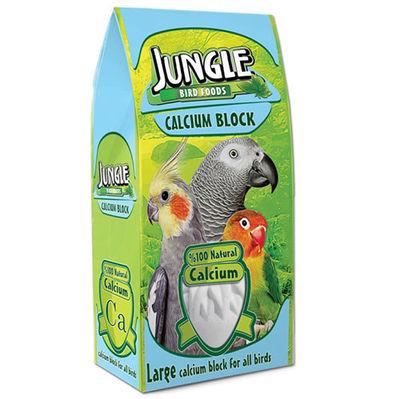 Jungle Natural Kalsiyum Blok (Gaga Taşı) Büyük