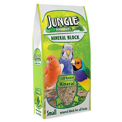 Jungle - Jungle Natural Mineral Blok Küçük (Small)