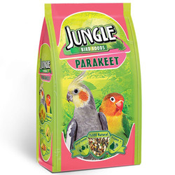 Jungle - Jungle Natural Paraket Yemi 500 Gr