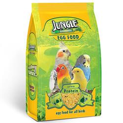 Jungle - Jungle Natural Proteinli Yumurtalı Kuş Maması 100 Gr