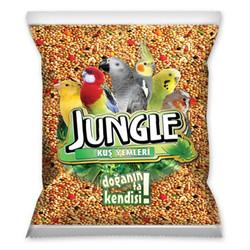Jungle - Jungle Poşet Muhabbet Kuşu Yemi 500 Gr