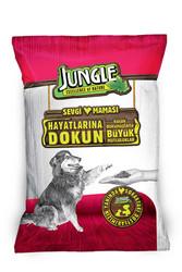 Jungle - Jungle Sevgi Maması Köpek 125 gr
