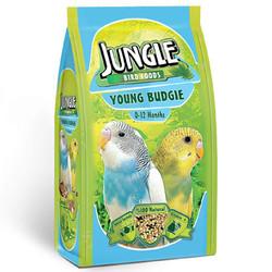 Jungle - Jungle Young Muhabbet Kuşu Yavru Yemi 400 Gr