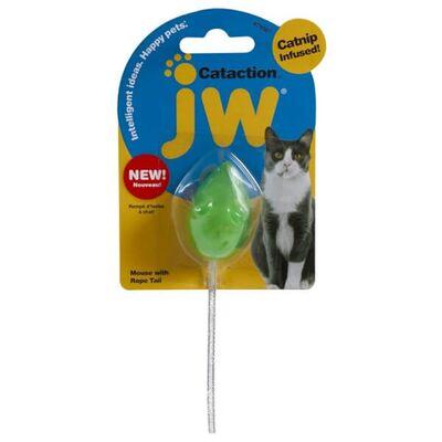 JW 0471067 Cataction Zilli Fare Kedi Oyuncağı