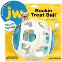 Jw - JW 43502 Rockin Treat Ball Kürsel Plastik Köpek Ödül Topu
