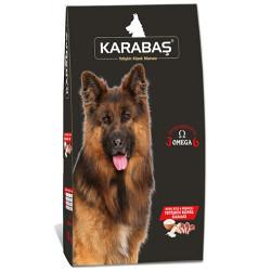 Karabaş - Karabaş Lamb Kuzu Etli Yetişkin Köpek Maması 15 Kg