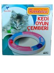 Diğer / Other - Kardelen Kedi Oyun Çemberi Kedi Oyuncağı