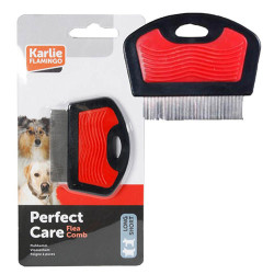 Karlie - Karlie 1030254 Professional Köpek Pire Tarağı 6 x 7 Cm
