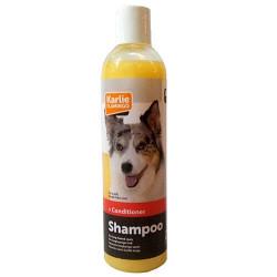 Karlie - Karlie 1030846 Uzun Tüylü Bakım Kremli Köpek Şampuanı 300 ML