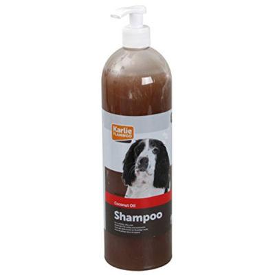 Karlie 1030854 Hindistan Cevizli Köpek Şampuanı 1000 ML
