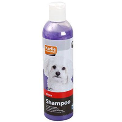 Karlie 1030874 Beyaz Tüylü Köpek Şampuanı 300 ML