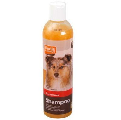 Karlie 1030877 Macadamia Cevizli Köpek Şampuanı 300 ML
