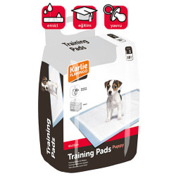 Karlie - Karlie 1031319 Yavru Köpek Tuvalet Eğitim Pedi 45x35 Cm (10 Paket)