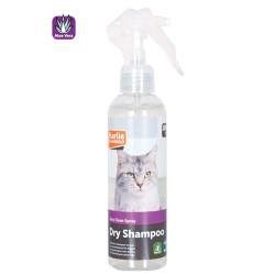 Karlie - Karlie 1033328 Aloe Vera Kuru Susuz Kedi Şampuanı 200 ML