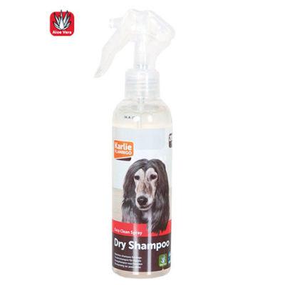 Karlie 1033329 Aloe Vera Kuru Susuz Köpek Şampuanı 200 ML