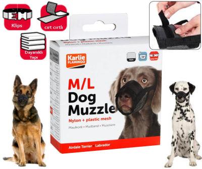 Karlie 53036 Dog Muzzle Soft Köpek Ağızlık Medium/Large