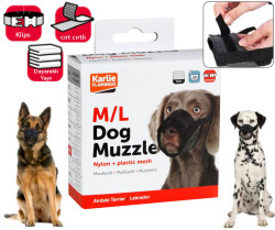 Karlie - Karlie 53036 Dog Muzzle Soft Köpek Ağızlık Medium/Large