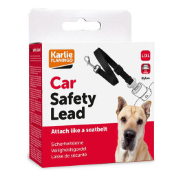 Karlie - Karlie 502516 Araç Emniyet Kemeri Köpek Uzatması L / XLarge